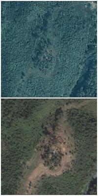 foto sparizione villaggio burma
